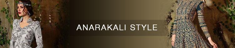 Anarkali Style