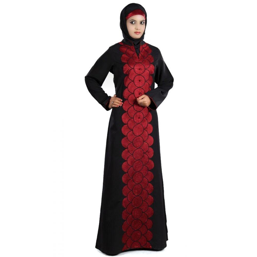 Womens Abaya Black Color Extraordinary