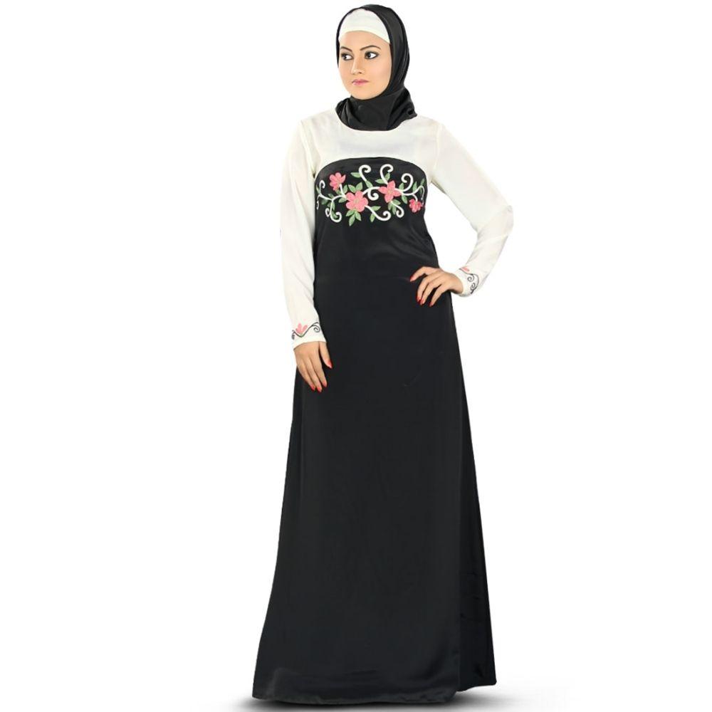 Womens Abaya  Beautiful Black Color