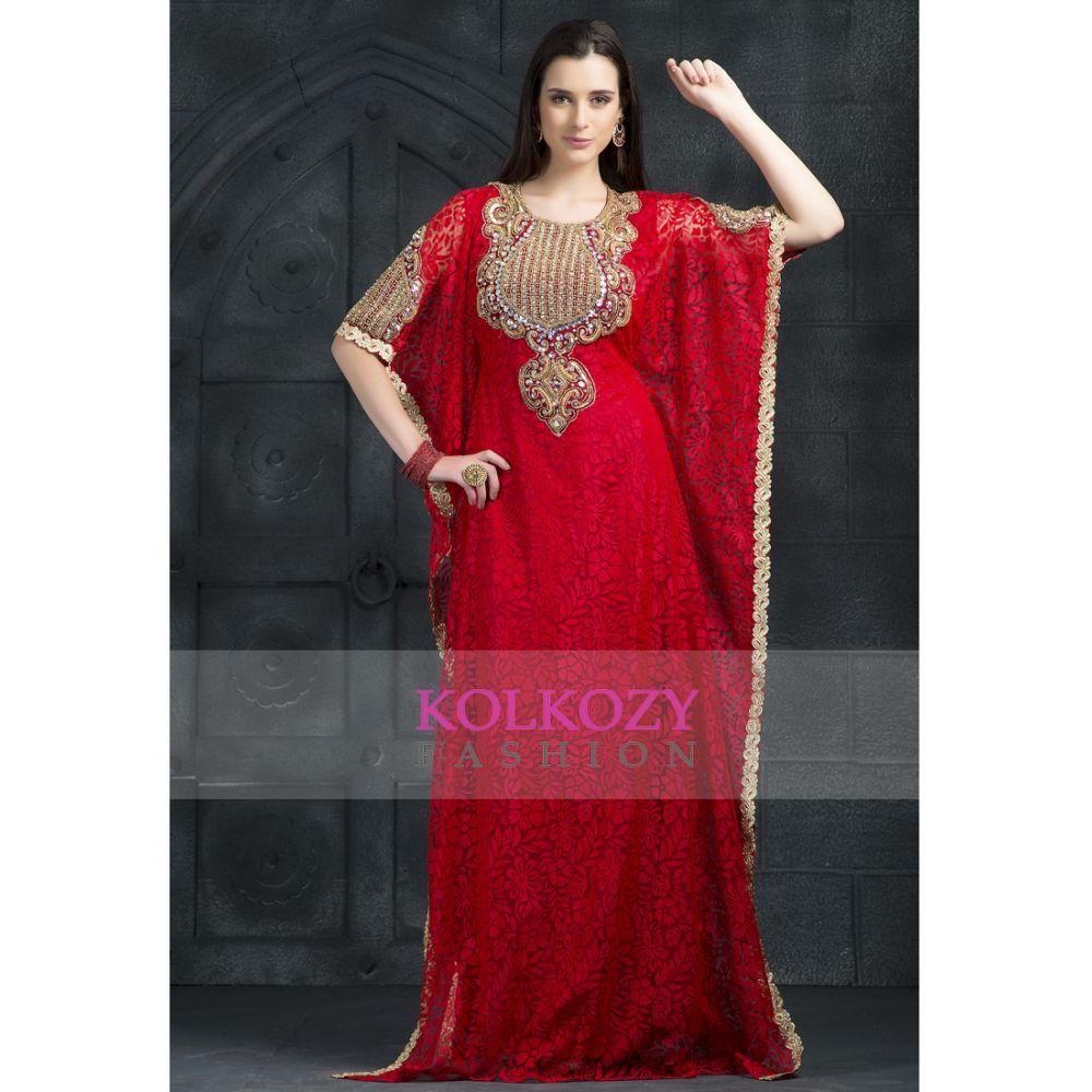 Red color Kaftan-Other Kaftan