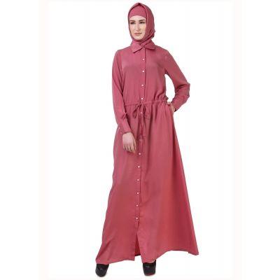 Womens Pink Color Charmer Muskan