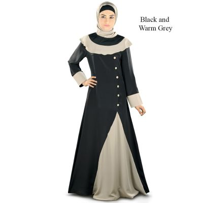 Womens Abaya Black Color Beautiful
