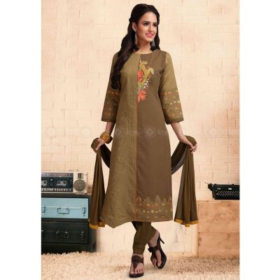 Women Ready Made Salwar Multicoloured color Party Wear