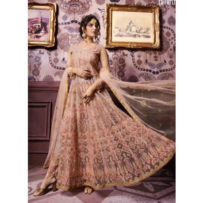 Women Salwar Kameez Pink color Party Wear