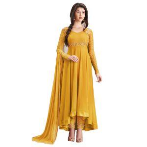 Semistiched Anarkal Salwar Suit