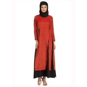 Womens Abaya Black Color Modest Dress