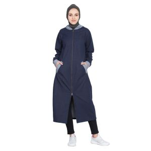 Womens Abaya Blue Color Daily wear