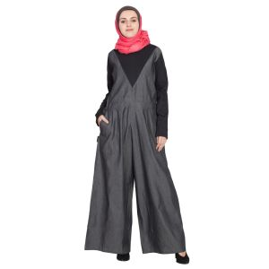 Womens Abaya Black Color Formal wear