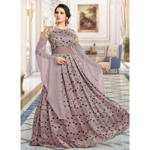 Pink color Designer Gown-Other Gown
