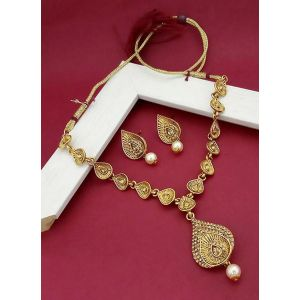 Austrian Stone Gold Plated