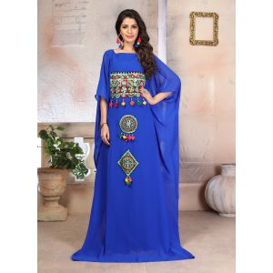Woman Georgette Islamic Clothing